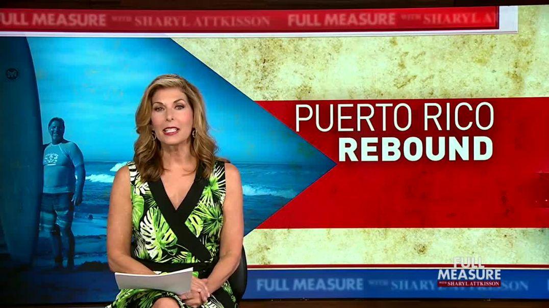 Puerto Rico Rebound